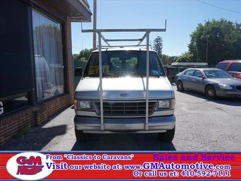 1996 Ford E-350 for sale in Kingsville, MD