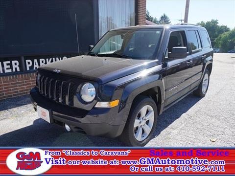 2011 Jeep Patriot for sale in Kingsville, MD