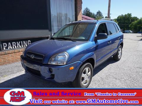 2007 Hyundai Tucson for sale in Kingsville, MD