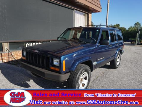 2000 Jeep Cherokee for sale in Kingsville, MD