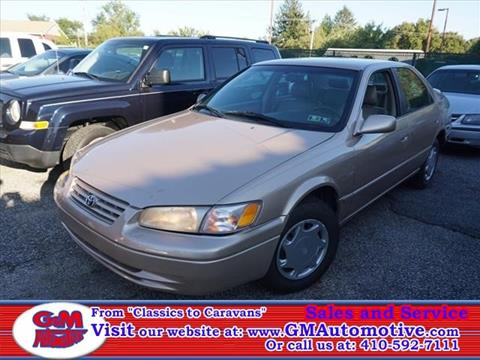 1998 Toyota Camry for sale in Kingsville, MD
