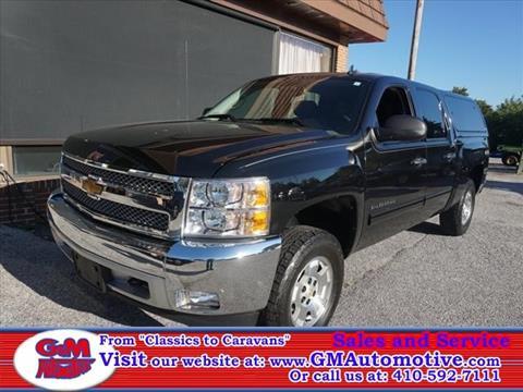 2012 Chevrolet Silverado 1500 for sale in Kingsville, MD