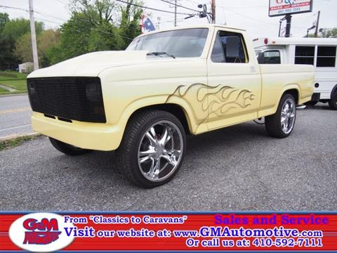 1981 Ford F-100 for sale in Kingsville, MD