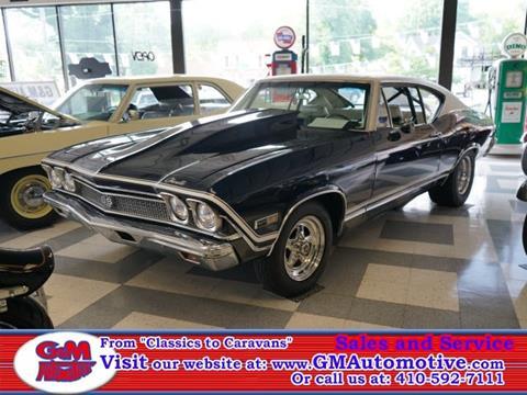 1968 Chevrolet Chevelle for sale in Kingsville, MD