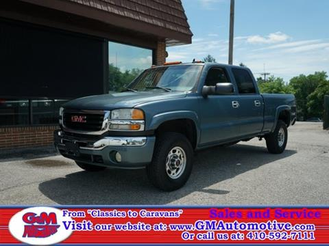 2007 GMC Sierra 2500HD Classic for sale in Kingsville, MD
