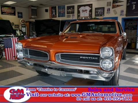 1967 Pontiac Le Mans for sale in Kingsville, MD