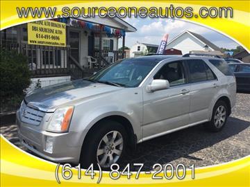 2006 Cadillac SRX for sale in Lockbourne, OH