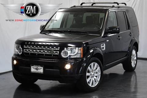 2012 Land Rover LR4 for sale in Addison, IL