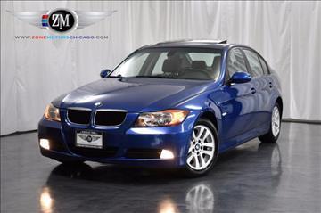 2007 BMW 3 Series for sale in Addison, IL