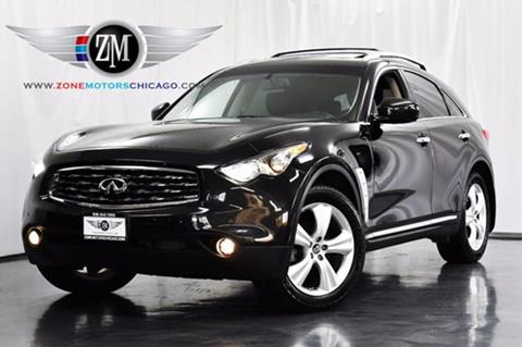 2010 Infiniti FX35 for sale in Addison, IL