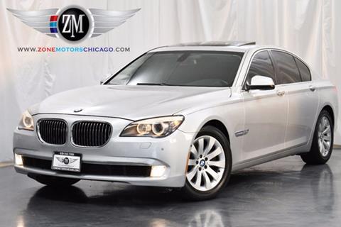 2010 BMW 7 Series for sale in Addison, IL