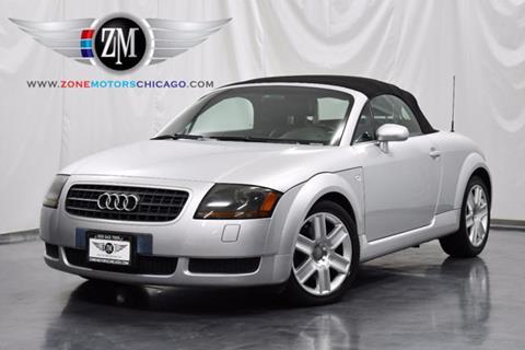 2004 Audi TT for sale in Addison, IL