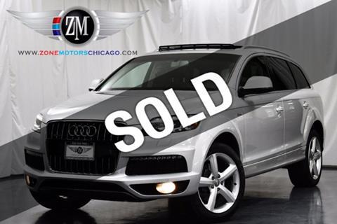2011 Audi Q7 for sale in Addison, IL
