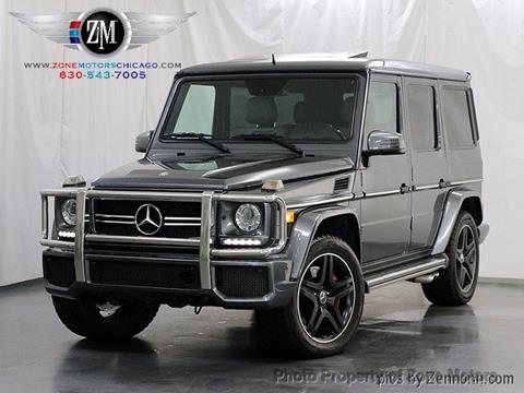 Used 2013 Mercedes Benz G Class For Sale In Jamaica Ny