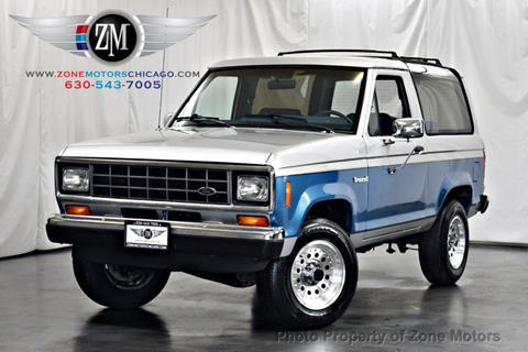 1988 Ford Bronco II for sale in Addison, IL