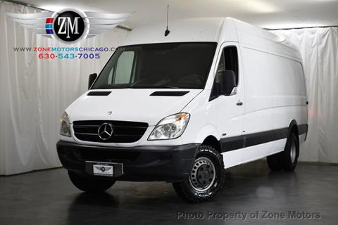 2012 Mercedes-Benz Sprinter Cargo for sale in Addison, IL