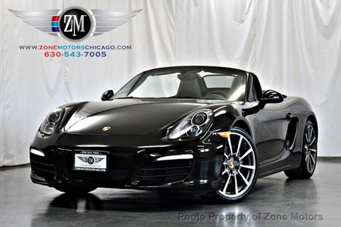 2016 Porsche Boxster for sale in Addison, IL