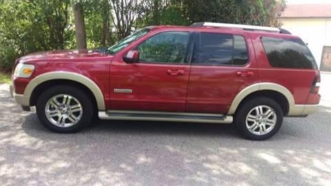 2007 Ford Explorer for sale in Summerville, SC
