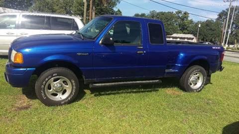 2004 Ford Ranger for sale in Summerville, SC