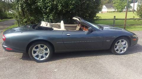 2000 Jaguar XK-Series