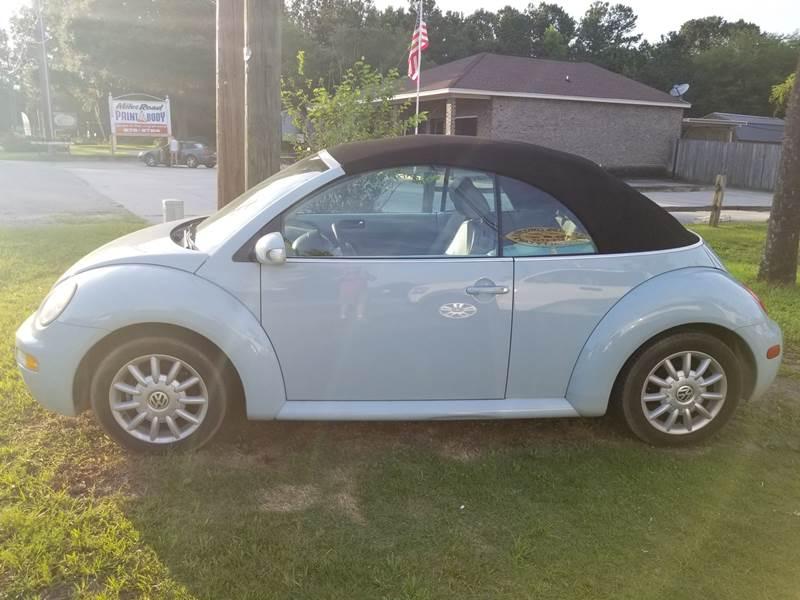 2005 Volkswagen New Beetle Gls In Summerville Sc Cofields