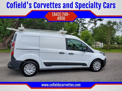 2015 Ford Transit Connect Cargo for sale in Summerville, SC