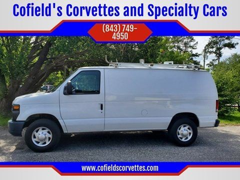 2012 Ford E-Series Cargo for sale in Summerville, SC