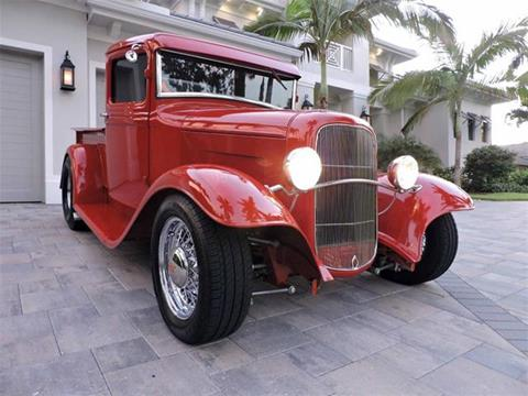 1933 Ford Other Pickups for sale in Naples, FL