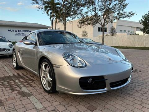2006 Porsche Cayman for sale in Naples, FL