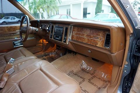 1989 Buick Electra