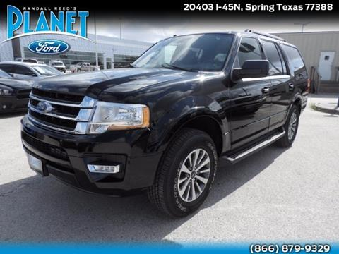 2017 Ford Expedition for sale in Spring, TX