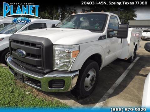 2016 Ford F-350 Super Duty for sale in Spring, TX