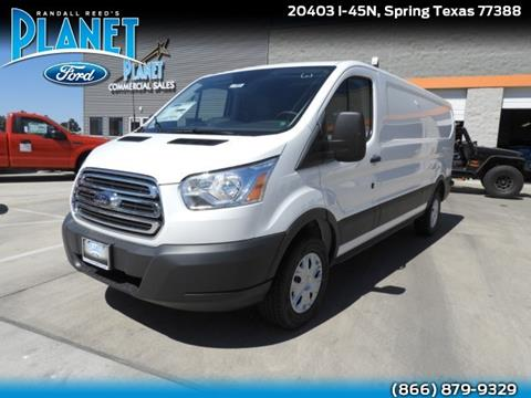 2017 Ford Transit Cargo for sale in Spring, TX