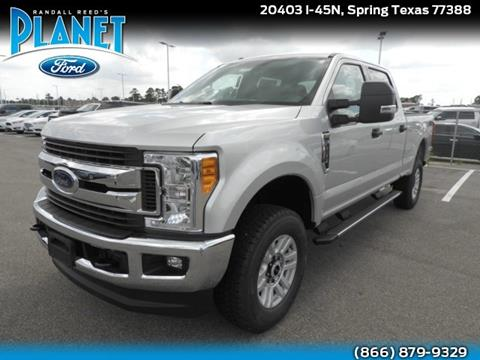 2017 Ford F-250 Super Duty for sale in Spring, TX