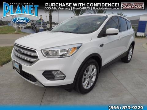 2017 Ford Escape for sale in Spring, TX