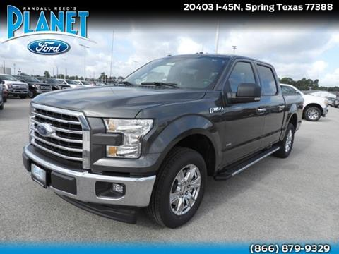 2017 Ford F-150 for sale in Spring, TX