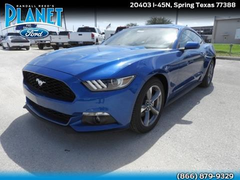 2017 Ford Mustang for sale in Spring, TX