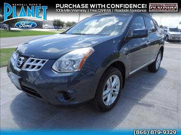 2013 Nissan Rogue for sale in Spring, TX
