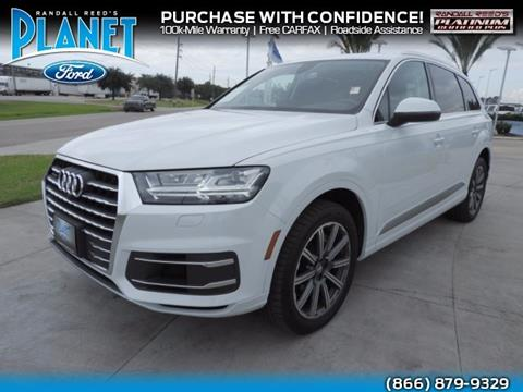 2017 Audi Q7 for sale in Spring, TX