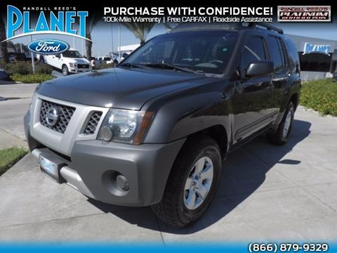 2013 Nissan Xterra for sale in Spring, TX