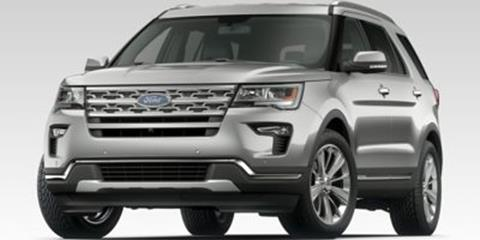 2018 Ford Explorer for sale in Spring, TX