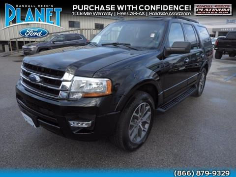 2015 Ford Expedition for sale in Spring, TX