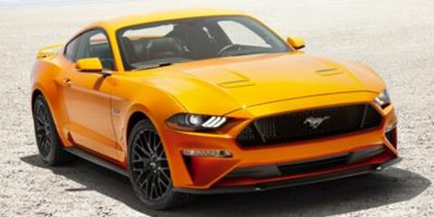 2018 Ford Mustang for sale in Spring, TX