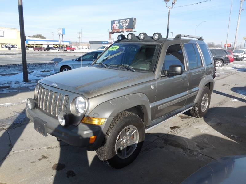 2005 Jeep Liberty For Sale At Star City Auto Sales In Lincoln NE