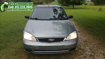 2006 Ford Focus for sale in Springfield, MO
