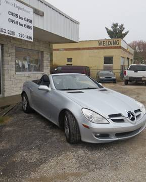 2006 Mercedes-Benz SL-Class for sale at Auto Liquidation in Republic MO