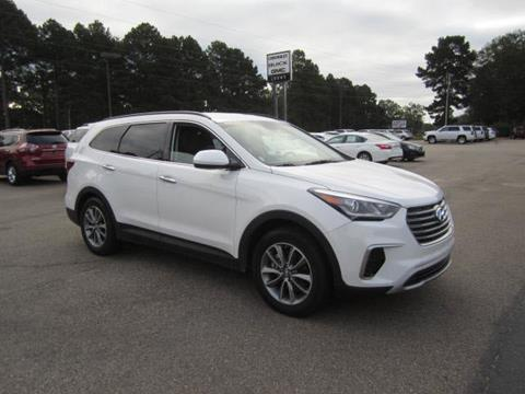2017 Hyundai Santa Fe for sale in Monticello, AR