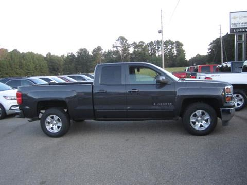2015 Chevrolet Silverado 1500 for sale in Monticello, AR