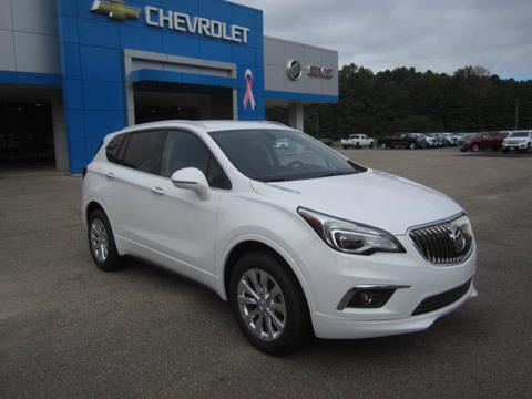 2017 Buick Envision for sale in Monticello, AR