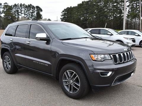 2018 Jeep Grand Cherokee for sale in Monticello, AR